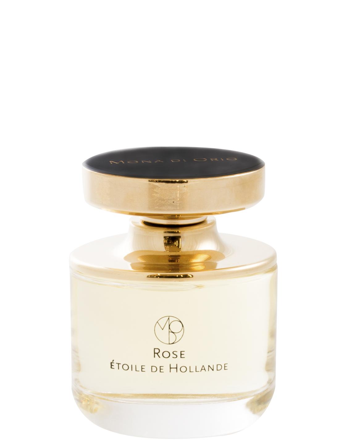 Les Nombres d'Or – Rose Étoile de Hollande